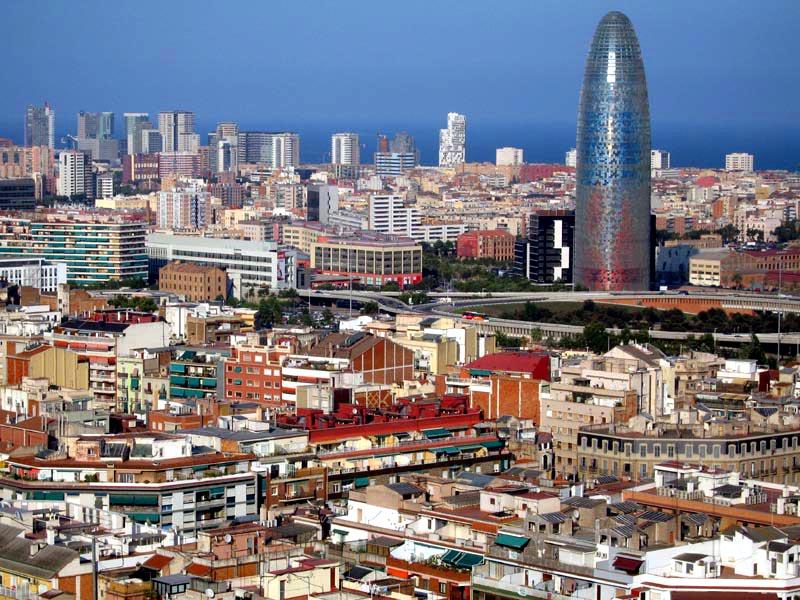 Barcelona, capital