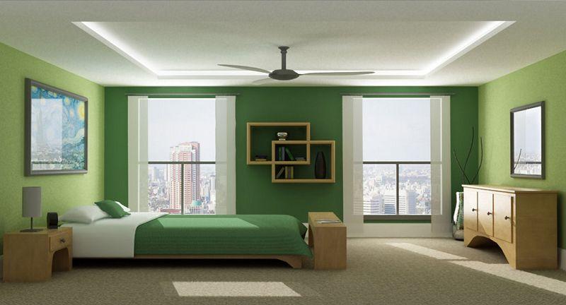 Como decorar un cuarto grande for Habitacion que utiliza un conserje