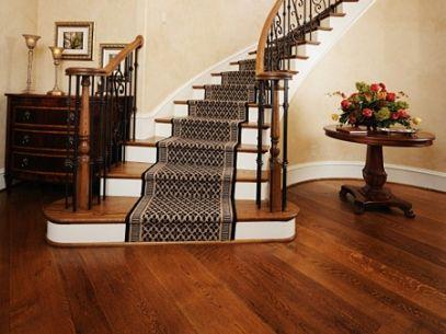Consejos para escaleras de madera resbaladizas - Escaleras de madera para interior ...