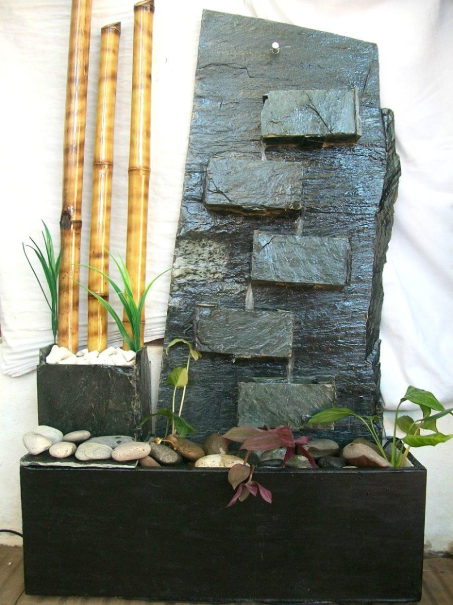 Consejos para la decoraci n con fuentes de agua - Fuentes de exterior ...