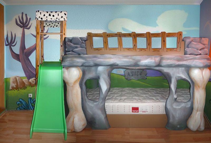 Dormitorios infantiles tem ticos - Decoracion de dormitorios ninos varones ...