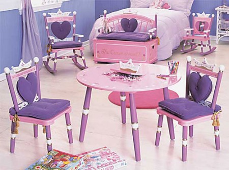 Good Dormitorios Infantiles De Niñas Al Estilo Princesa