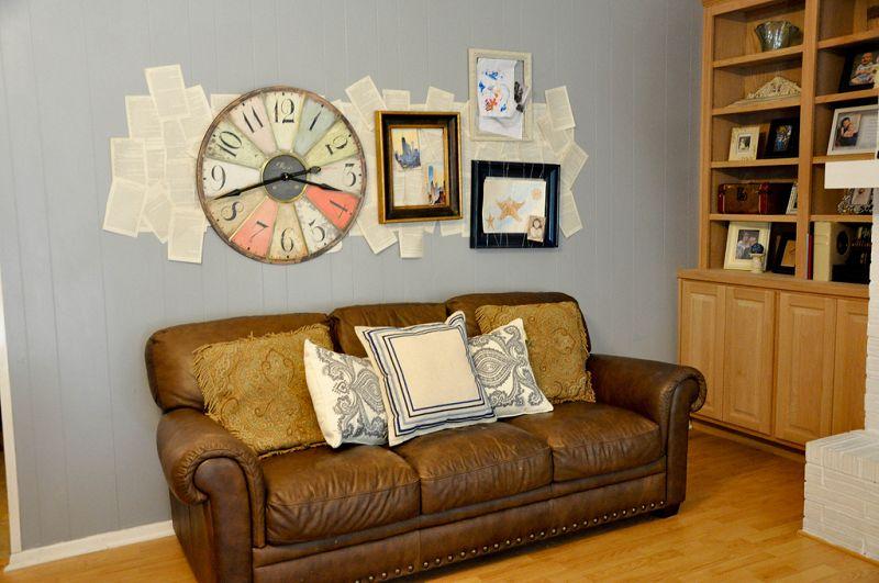 Ideas para decorar con libros viejos - Ideas para decorar casa ...