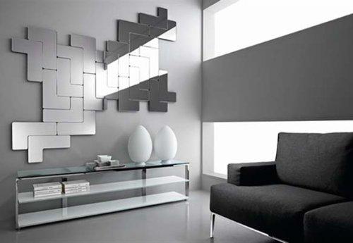 Espejos para dormitorios for Decoracion con espejos