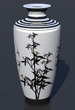 Decorar con jarrones chinos for Jarrones de decoracion modernos
