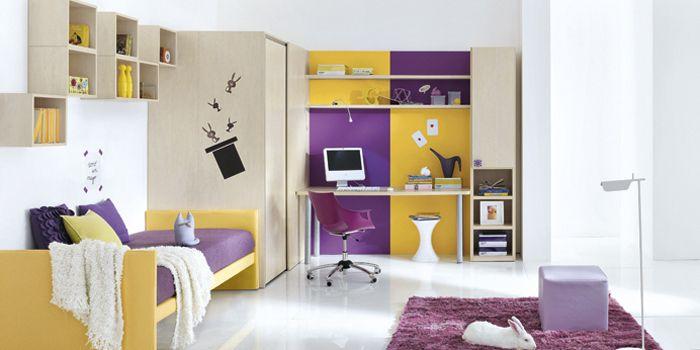 Dormitorios para ni os - Dormitorios infantiles pequenos ...