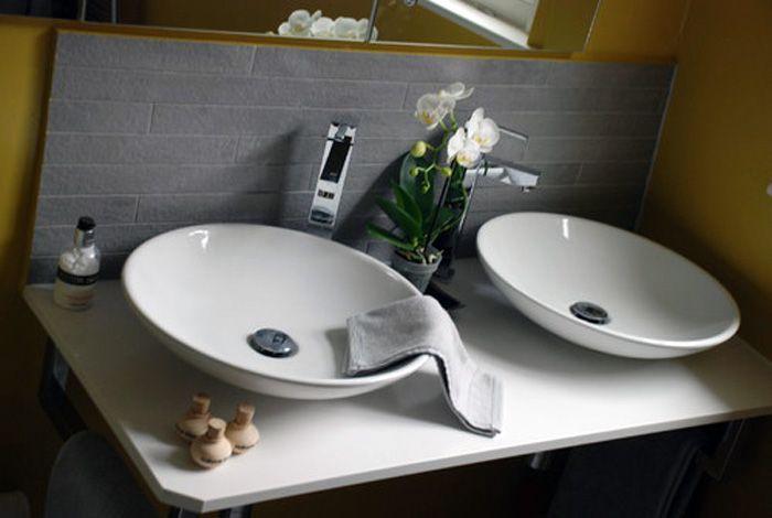 Espejos Redondos Lavabo.Espejos Y Lavamanos Para El Bano