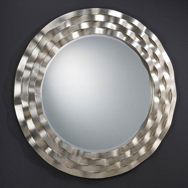 Espejos y lavamanos para el ba o - Espejos redondos para banos ...