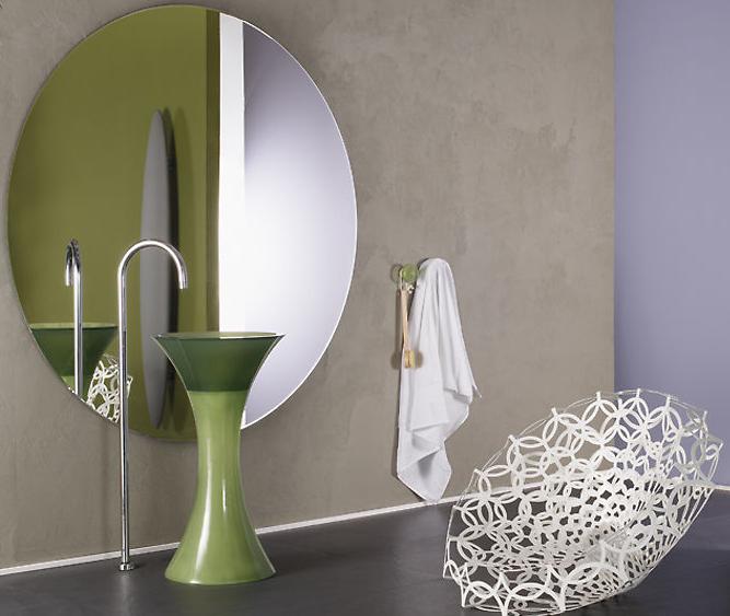 Como colocar un espejo en el ba o - Espejos de bano conforama ...