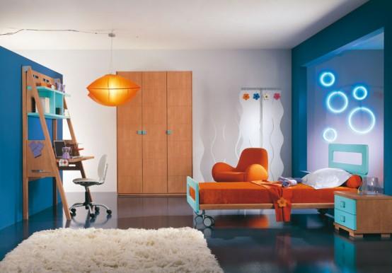 Dormitorios para ni os - Decoracion de dormitorios ninos varones ...