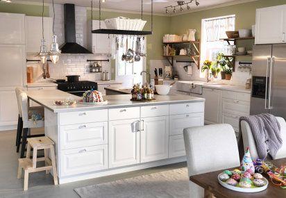 ideas y consejos para mantener el orden en la cocina. Black Bedroom Furniture Sets. Home Design Ideas