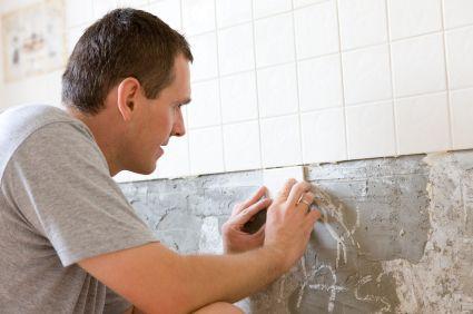 T cnicas para colocar azulejos for Como colocar ceramicos en un bano