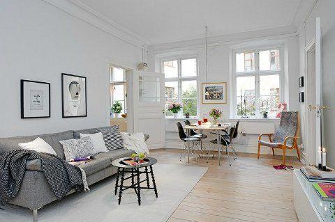 Tips para conseguir el estilo n rdico - Casas decoradas con encanto ...