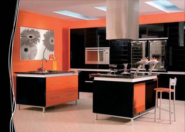 Decorar una cocina americana - Cocinas modernas americanas ...