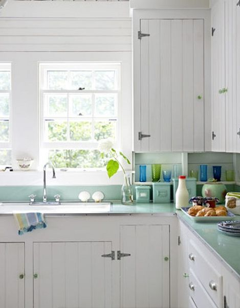 Decorar las ventanas de mi cocina for Como amueblar mi cocina