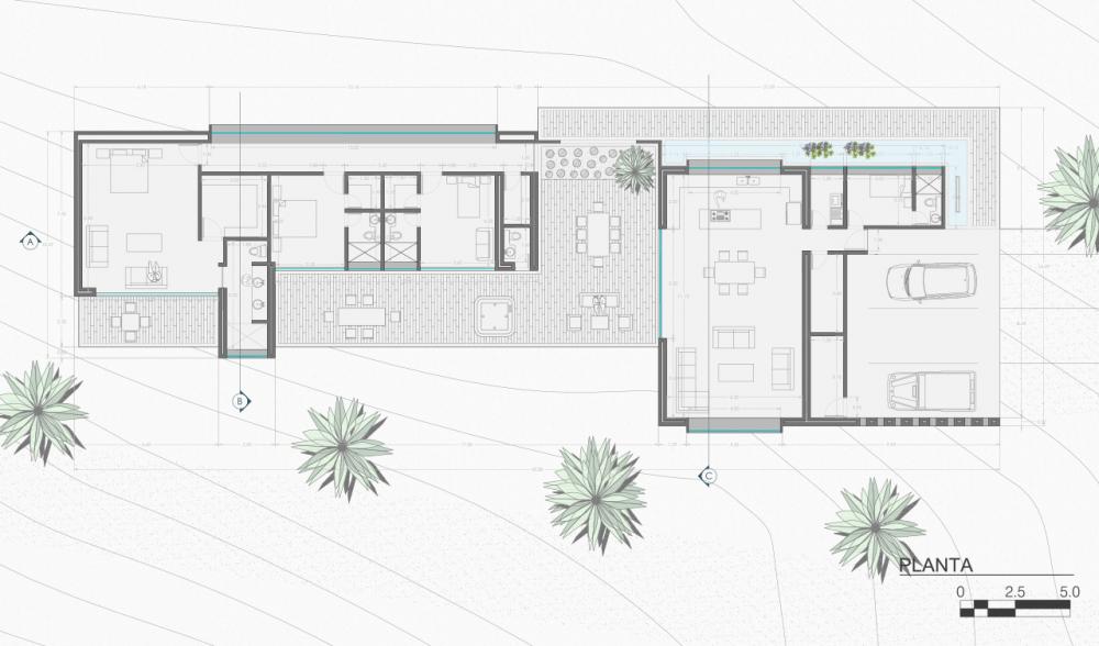 Casa del rbol la vivienda unifamiliar dise ada por el for Casas unifamiliares modernas