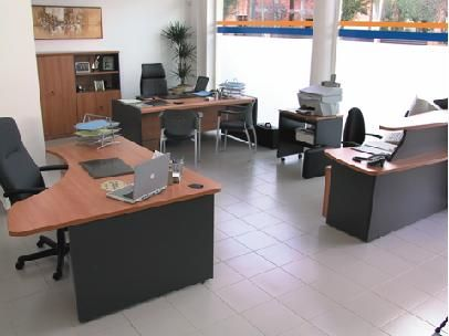 Como limpiar una oficina facilmente for Mobiliario modular para oficina