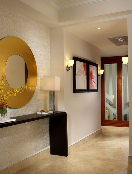 Decorar pasillos con feng shui for Casa feng shui ideal