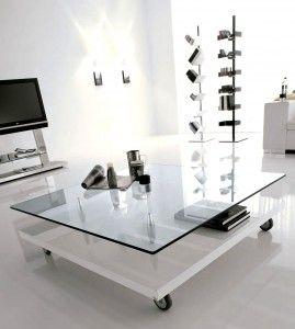 Eligiendo la mesa para la sala for Mesas auxiliares para sala modernas