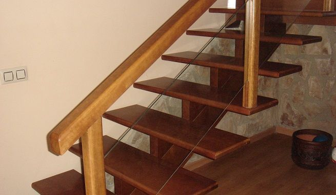 Escaleras ruidosas - Como hacer escaleras ...