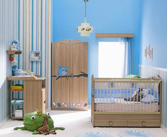 Dise o ideal feng shui para dormitorios infantiles for Dormitorios infantiles de diseno