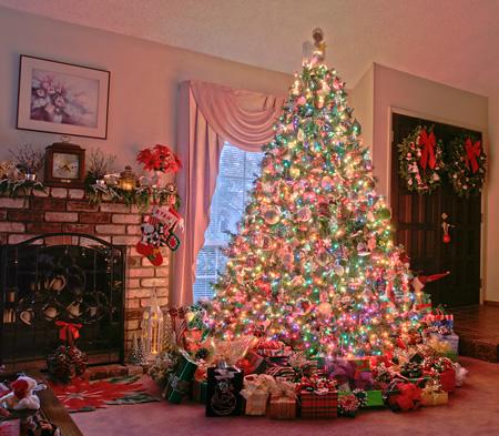 Como Decorar El Arbol Navideno - Como-decorar-el-arbol-navideo