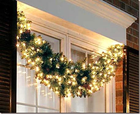 Decoracion De Navidad Para Exteriores - Decoracion-navidea-para-exterior