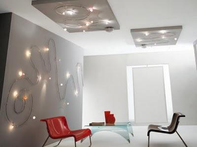 iluminaci n en techos bajos