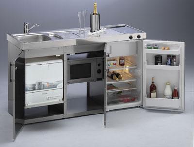 Soluciones funcionales para cocinas pequeñas