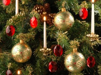 Como decorar un rbol de navidad elegante - Arboles de navidad elegantes ...