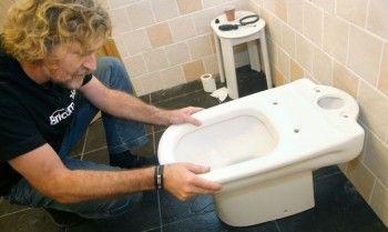 Como instalar un inodoro