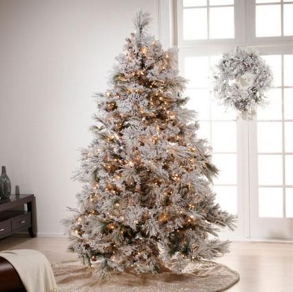 Decoración de Navidad estilo barroco