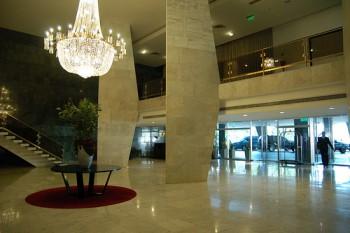Hotel Guaraní interiores