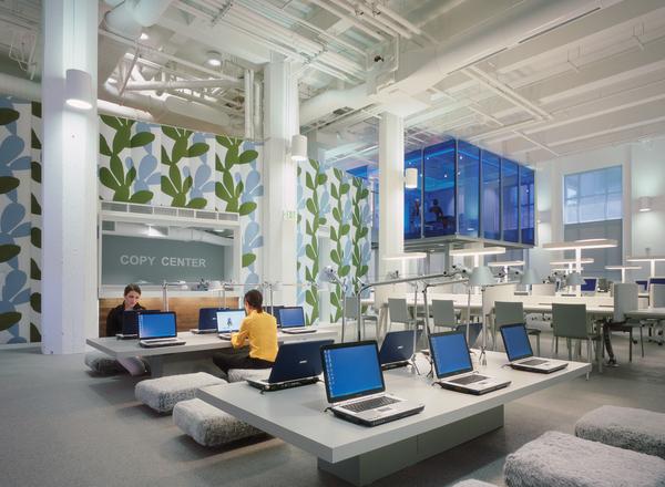 Instituto de moda, diseño y merchandising diseño interior