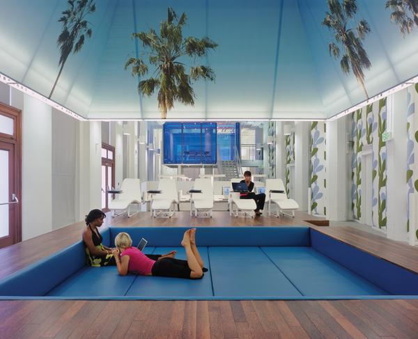 Instituto de moda, diseño y merchandising interiorismo