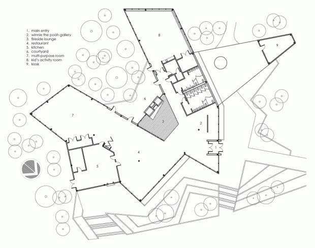 The Qualico Family Center plano