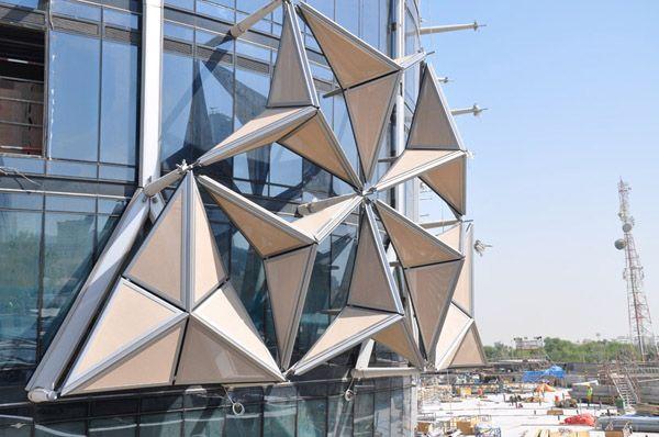 Bahar Towers fachada