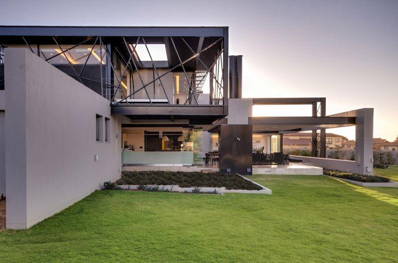 Casas Modernas Casa Ber