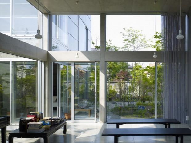 Casa Jardín interior