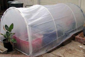 Como construir un invernadero