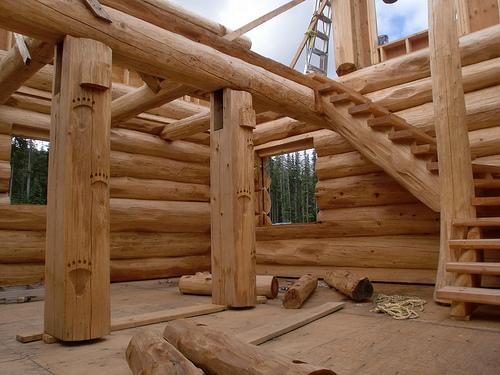 Como construir una caba a - Refugios de madera prefabricados ...