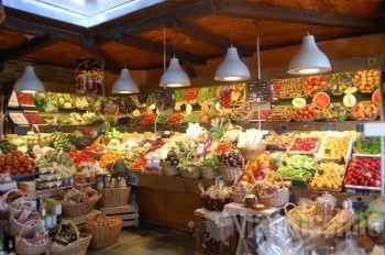 Como decorar una fruteria