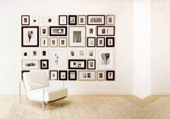 Como decorar una pared