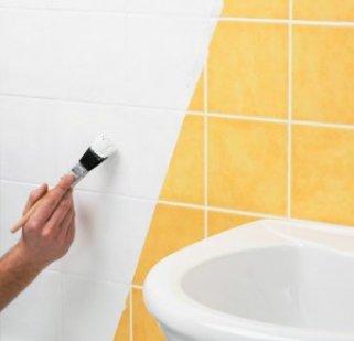 Como pintar azulejos
