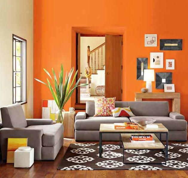 Como Pintar Las Paredes Del Salon - Pintura-paredes-salon