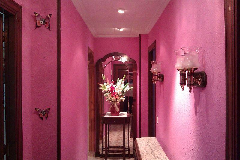 Como pintar un pasillo for Colores de moda para pintar pasillos