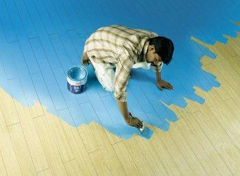 Como pintar un piso