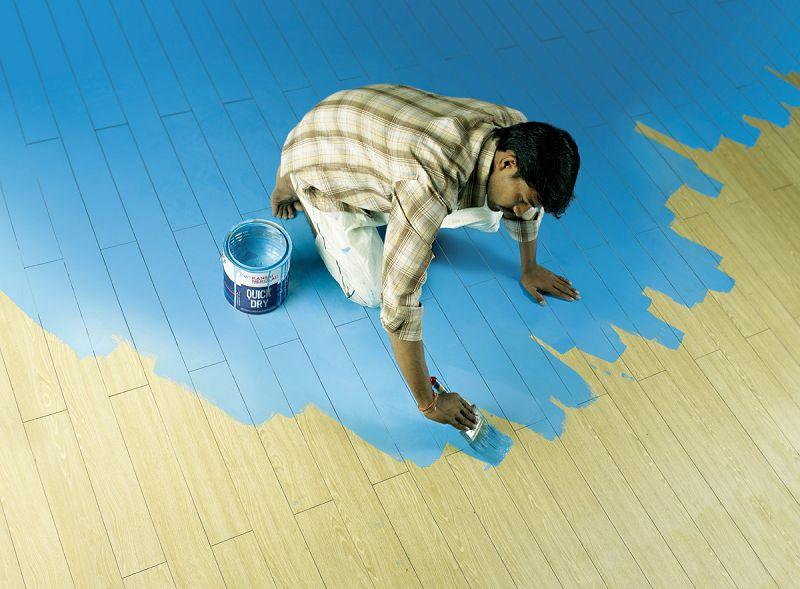 Como pintar un piso - Como pintar azulejos a mano ...