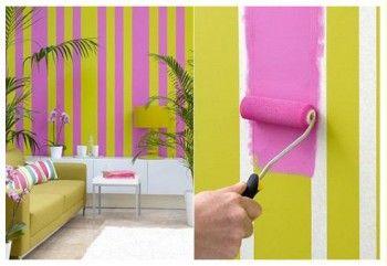 Como pintar un salon