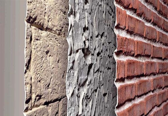 Como revestir paredes - Materiales para forrar paredes interiores ...
